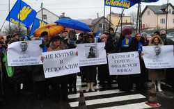 У Львові розпочали бойкотувати бізнес регіоналів (ФОТО)