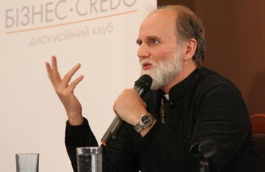 Владика Борис Гудзяк просить сім'ї силовиків  влинути на них