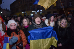 Організатора львівського Євромайдану викликали на допит в прокуратуру за начебто «расизм» (ФОТО)