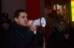 Організатора львівського Євромайдану викликали на допит в прокуратуру