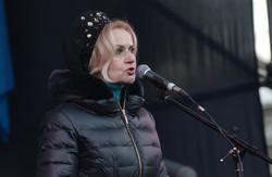 Фаріон назвала неполітичний Євромайдан троянським конем Януковича