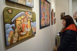 У Львові зимові свята вшанували виставкою ікон (ФОТО, ВІДЕО)