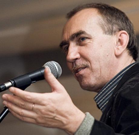 Олександр Ірванець, поет, прозаїк, драматург