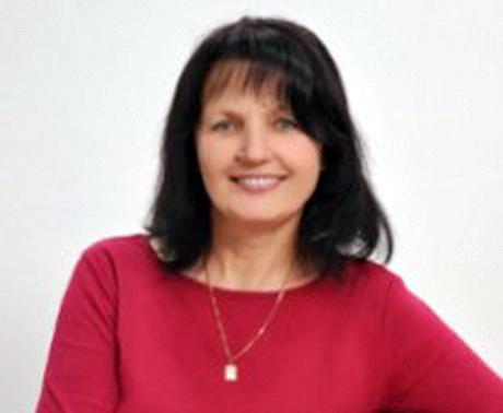 """Марія Солодчук, журналістка, золотий голос радіо """"Дзвони"""", учасниця Архієрейського камерного хору """"Кредо"""""""