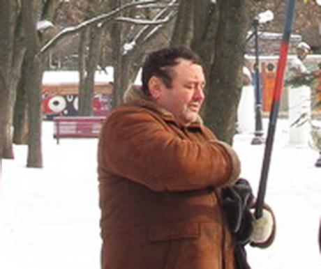 Володимир Касяненко, винахідник, громадський діяч, меценат