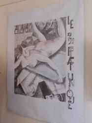 Передісторія фестивалю «Львів на тарілці»: Виставка «Меню як мистецтво» в галереї  імені Бориса Возницького