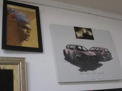 Світ на кінчику язика: «Лувр» по-львівськи на виставці Володимира Костирка та Євгена Равського