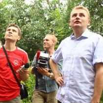 Садовий будиночок: Мер Львова показав свій  дім за 4 млн. грн. в елітному районі міста