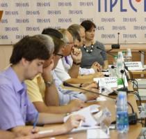 """Круглий стіл """"Крах демократії: безвідповідальність влади та примарність опозиції"""""""