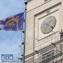 """Вежу львівської Ратуші відреставрують вперше після """"Весни народів"""""""