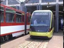 Випускають в люди: Чудо-трамвай возитиме пасажирів на День Незалежності