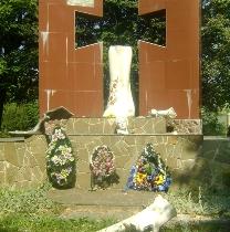 На Львівщині зруйнували ще один  націоналістичний пам'ятник