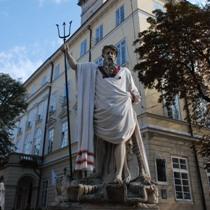 День Незалежності у Львові: вишиванки, класична музика, шоу байкерів та забіг тверезості під музику