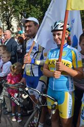 До Дня Незалежності провели міжнародний веломарафон «Львів-Краків»