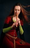 """Анна Васильченко: """"Середньовічна музика – щось абсолютно містичне. Це досяжне і недосяжне"""""""