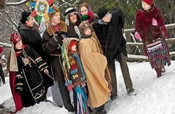 Львів святкує та всю Україну з Різдвом  вітає!