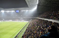 «Арена Львів» прийме наступний матч збірної України