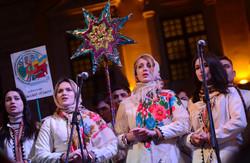 На Різдво до Львова приїхали колядники зі всієї України (ФОТО, ВІДЕО)