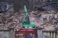 У Львові фірма нардепа регіонала зруйнувала будівлю шпиталю Андрея Шептицького