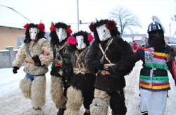 Староноворічний карнавал Вашківецька Маланка (ФОТО)