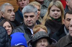 На міському Водосвятті у Львові засвистали виступ губернатора  (ФОТО)