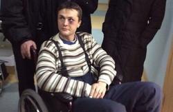 Громадського діяча  Ігоря Луценка – знайшли! Львів'янина-активіста столичного Євромайдану, якого викрали з лікарні,  ще шукають.