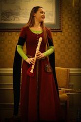 """Анна Васильченко: """"Середньовічна музика – щось абсолютно містичне. Це досяжне і недосяжне."""" Частина 2"""