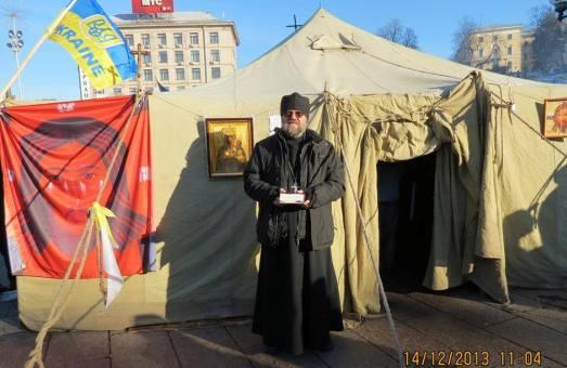 Суд у справі священника УГКЦ,  який брав участь у Автомайдані, перенесли на 23 січня