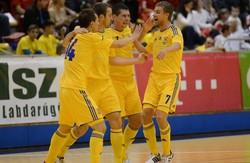 Футзал. Чотири футболісти «Енергії» поїхали на збори збірної України