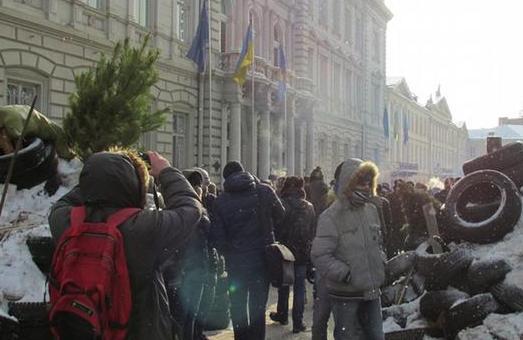 На Львівщині активісти контролюють  вже чотири районні державні адміністрації  (РДА)