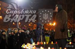 """25 січня, диво в Харкові: """"ультрас"""" захищають Майдан, міліція хапає """"тітушок"""""""
