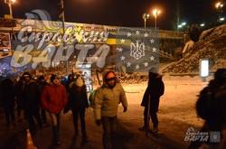 """Євромайдан не збирається виконувати закон """"про амністію"""" (ФОТО)"""