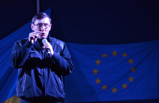 Сьогодні наступати треба не на вулиці, а в парламенті, - Юрій Луценко