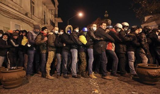 Позапартійна Самооборона Майдану створена на Львівщині