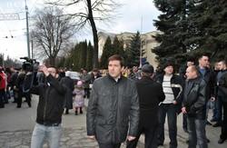 Новий голова Рівненської облради: зараз не можна прожити без «губернаторів»