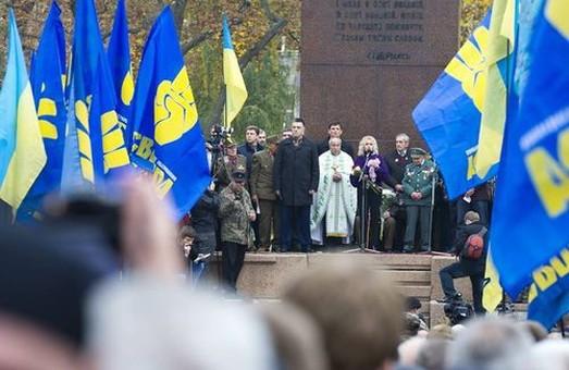 «Свободна» монополія на Львів. Не все так синьо-жовто, як малюють