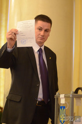 Як Львівська облрада вчергове не змогла відставити Олега Сала (ФОТО)