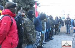 Луцьк мобілізується на допомогу столиці. Перші транспорти  з Волині вже рушили до Євромайдану