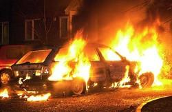 Кіровоградські автомобілі в  полум'ї  революції