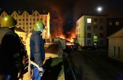 Львівські активісти вночі захопили головні адміністративні будівлі міста. Силовики не опирались