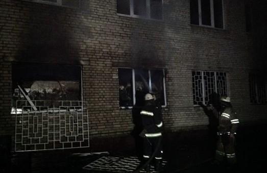 Двоє силовиків загинули після вибуху на базі «Беркуту» (ВІДЕО)