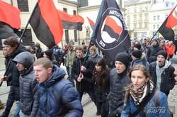На марші вільних людей у Львові вимагали продовження революції (ФОТО)