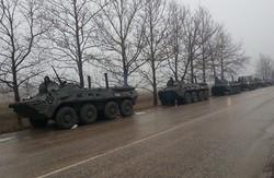 У Криму активізувалися російські війська  (ФОТО, ВІДЕО)