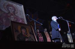 На львівському Євромайдані представили нового очільника області Ірину Сех (ФОТО, ВІДЕО)