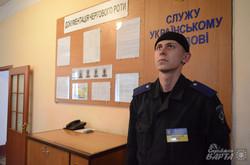 Внутрішні війська у Львові взялися відновлювати згорілу військову частину (ФОТО)