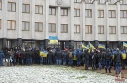 Волинь: конфлікт навколо нового призначення Арсена Авакова