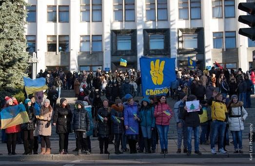 Нова влада тернопільської області просить 100 днів недоторканості