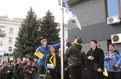 Акції на Сумщині: підняття прапора, Автомайдан і  допомога військовим