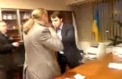 Свободівці-розбишаки розгнівали львів'ян. Пані Сех пояснює безчинства однопартійців  розхитаними нервами