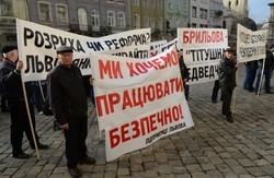 Торговці львівських ринків вийшли на Антирейдерську ходу (ФОТО)